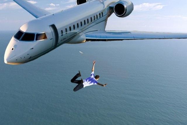 Điều gì sẽ xảy ra khi bạn bị rơi tự do từ máy bay ở độ cao hàng ngàn mét? - 4