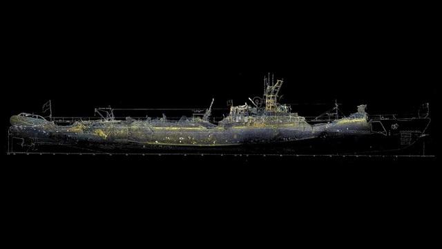 Tìm thấy tàu ngầm Mỹ mất tích trong Chiến tranh thế giới thứ hai - 2