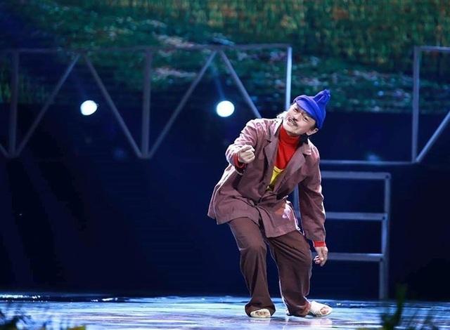 Nghệ sĩ Giang Còi: Mấy lần tôi định bỏ nghề diễn viên - 3