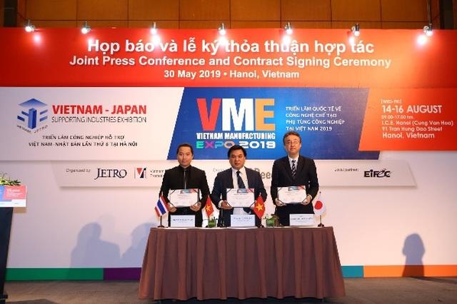 Triển lãmVME 2019:Đưa DN Việt vào chuỗi cung ứng toàn cầu - 3