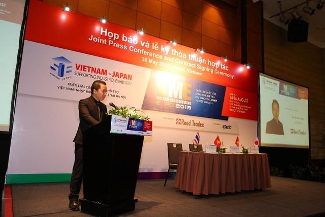Triển lãmVME 2019:Đưa DN Việt vào chuỗi cung ứng toàn cầu - 5