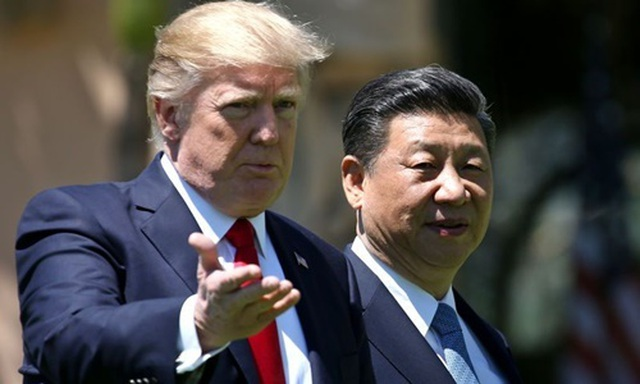 """Ông Trump """"lao tâm khổ tứ"""" vì 3 cuộc khủng hoảng tại khu vực Đông Á - 1"""