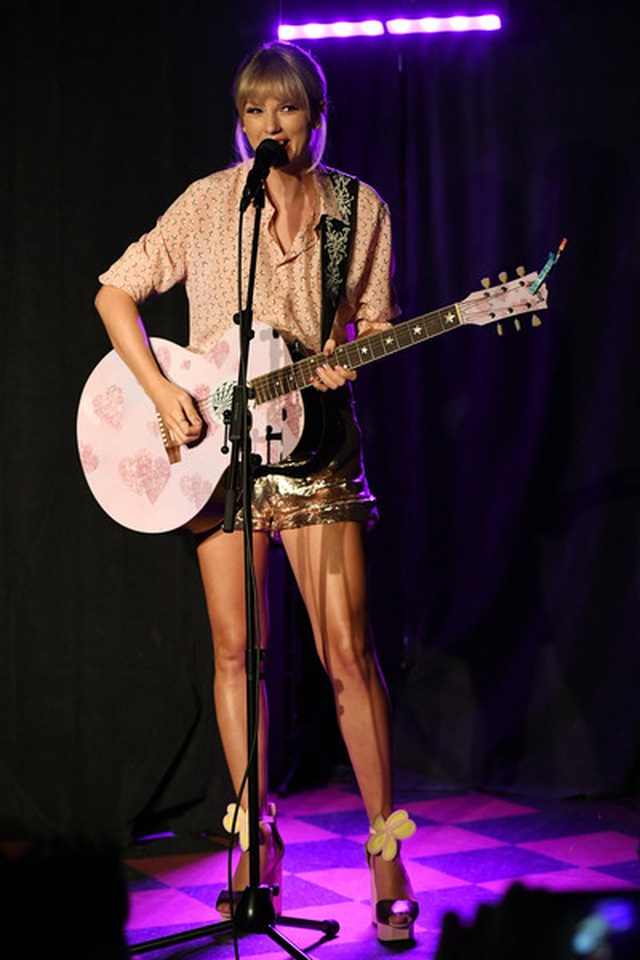 Taylor Swift thừa nhận từng bị cả triệu người ghét - 7