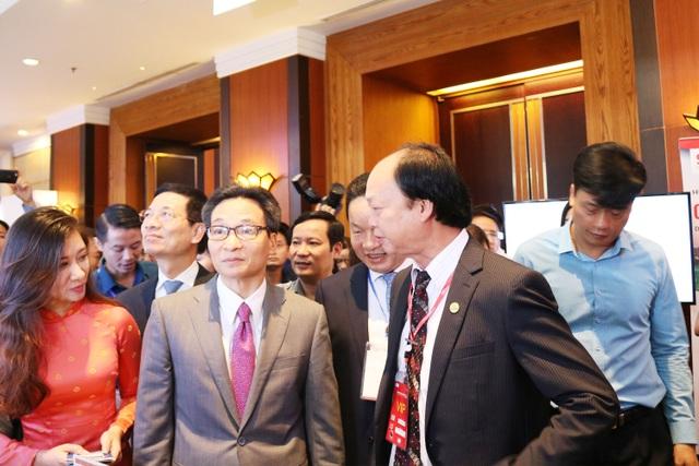 Ví Việt tham dự Diễn đàn cấp cao CNTT-TT Việt Nam 2019  - 2