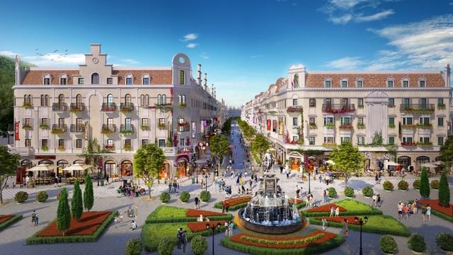 """Khởi động tháng 8, Shophouse Europe mở """"chính sách vàng"""" hấp dẫn - 1"""