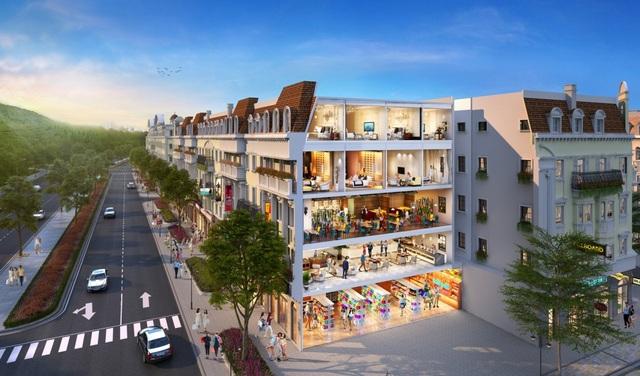 """Khởi động tháng 8, Shophouse Europe mở """"chính sách vàng"""" hấp dẫn - 2"""