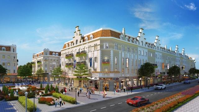 """Khởi động tháng 8, Shophouse Europe mở """"chính sách vàng"""" hấp dẫn - 3"""