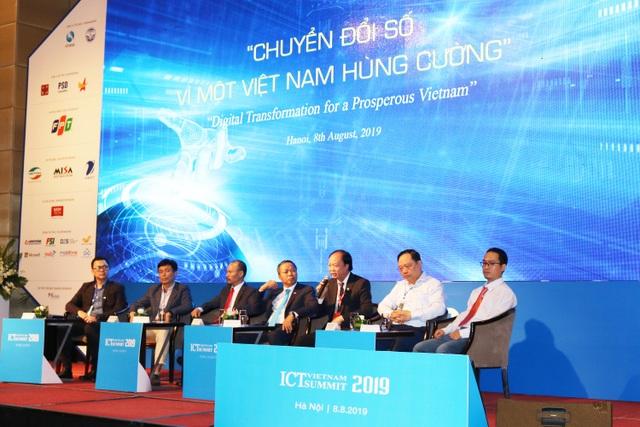 Ví Việt tham dự Diễn đàn cấp cao CNTT-TT Việt Nam 2019  - 3
