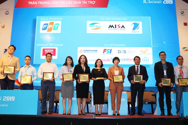 Ví Việt tham dự Diễn đàn cấp cao CNTT-TT Việt Nam 2019  - 1