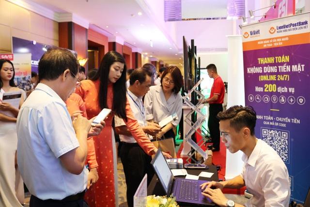 Ví Việt tham dự Diễn đàn cấp cao CNTT-TT Việt Nam 2019  - 4