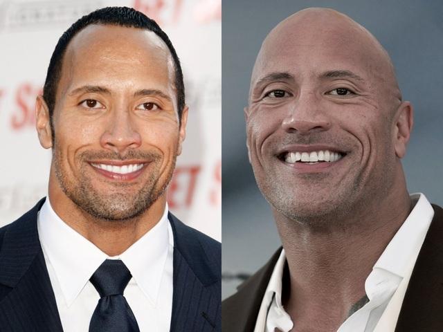 """Những nam diễn viên đẹp trai hơn với kiểu """"đầu trọc"""" - 4"""