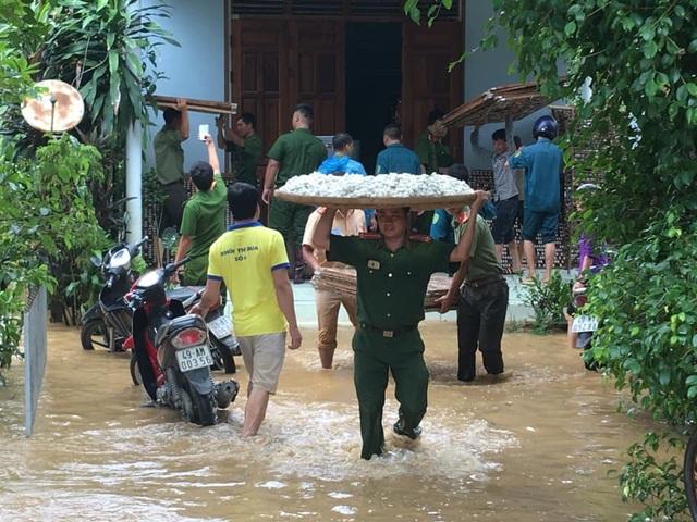Lâm Đồng: Lũ tiếp tục dâng cao, 1 người bị rơi xuống cống tử vong - 6