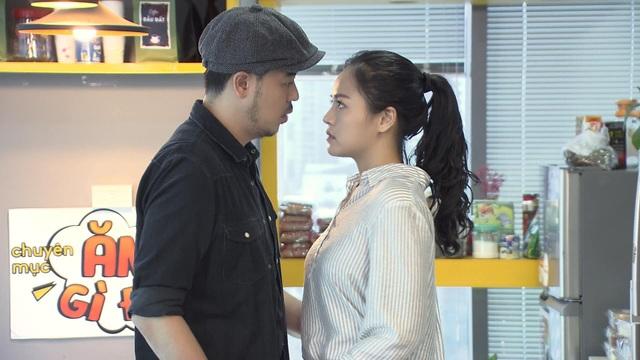 """Thu Quỳnh - MC Tuấn Tú phim """"Về nhà đi con"""" đang trực tuyến cùng độc giả báo  - Ảnh minh hoạ 4"""