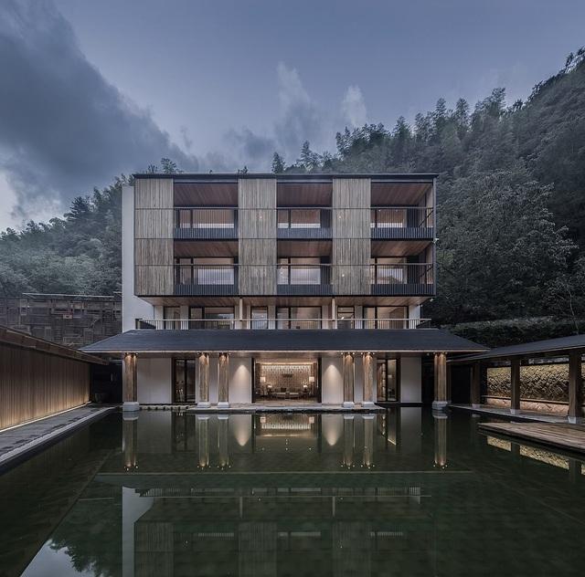 Những khách sạn được thiết kế đẹp nhất thế giới - 5