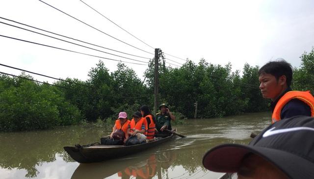 Đồng Nai: Sơ tán gần 1.700 hộ dân vì thủy điện xả lũ - 2