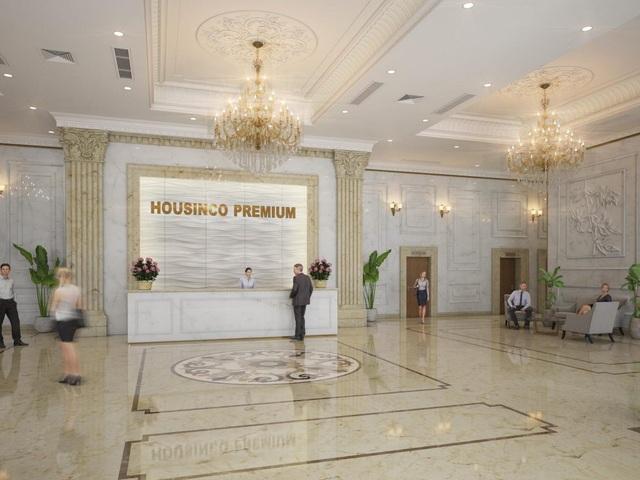 Chung cư Housinco Premium: Cận cảnh không gian sống lý tưởng cho cư dân - 2