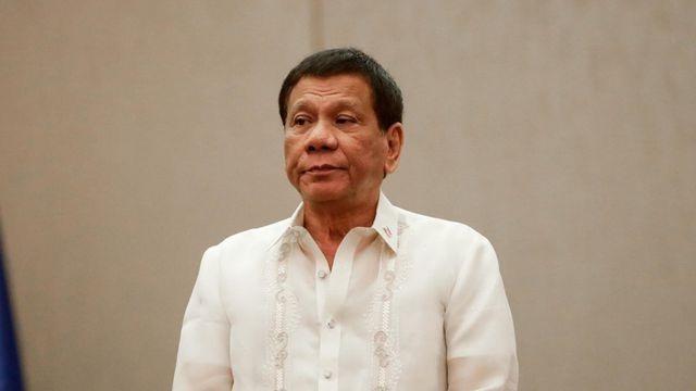 Tổng thống Philippines nói sẽ gây sức ép với Trung Quốc về quy tắc ứng xử Biển Đông - 1
