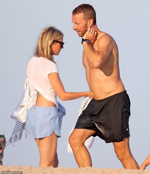 Gwyneth Paltrow và Chris Martin đưa người mới gặp người cũ - 4
