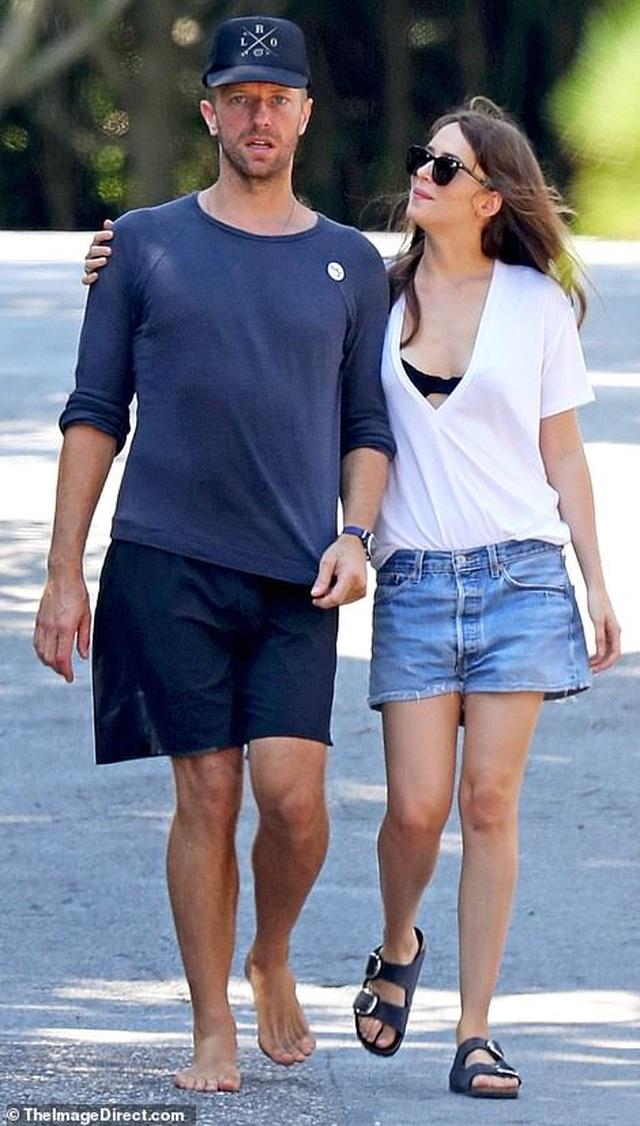 Gwyneth Paltrow và Chris Martin đưa người mới gặp người cũ - 9