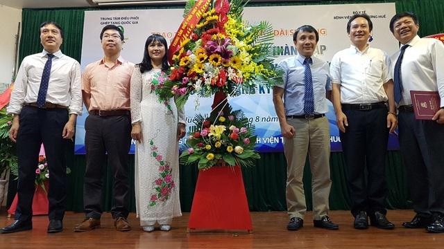 Hàng trăm người đăng ký hiến tặng mô/tạng ở lễ thành lập Trung tâm Ghép tạng tại Huế - 5