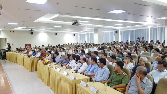 Hàng trăm người đăng ký hiến tặng mô/tạng ở lễ thành lập Trung tâm Ghép tạng tại Huế - 6