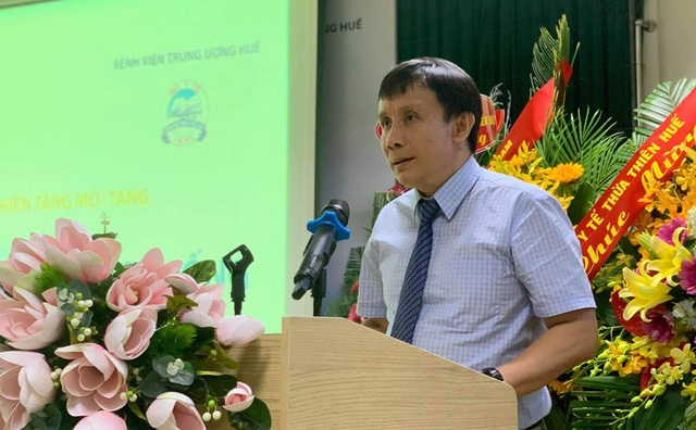 Hàng trăm người đăng ký hiến tặng mô/tạng ở lễ thành lập Trung tâm Ghép tạng tại Huế - 2