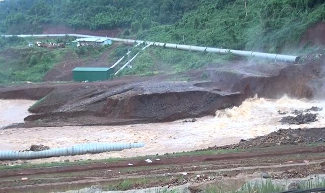 Nguy cơ vỡ đập thủy điện: Sẵn sàng nổ mìn phá đập trong trường hợp khẩn cấp - 1