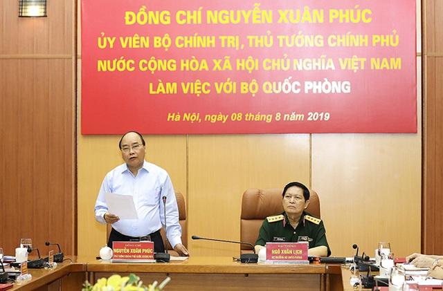 Thủ tướng chỉ đạo thu hồi các hợp đồng đất quốc phòng sai phạm, không hiệu quả - 1