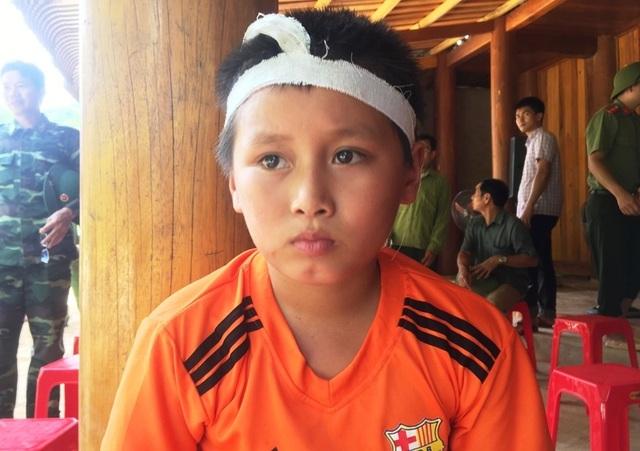 Cậu bé 10 tuổi thoát chết thần kỳ khi bị lũ cuốn trôi khoảng 4 kilomet - 4
