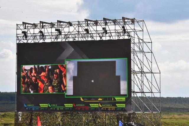 Army games 2019: Kết thúc vòng đấu loại, Đội tuyển Xe tăng Việt Nam vào Bán kết - 2
