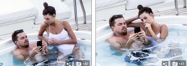 Leonardo DiCaprio đưa bồ 9X đi nghỉ mát - 5