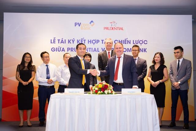 Prudential Việt Nam và pvcombank mở rộng quan hệ đối tác chiến lược, ký kết hợp tác dài hạn - 1