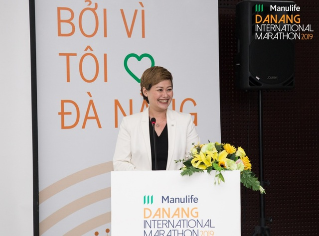Manulife tài trợ dài hạn marathon quốc tế Đà Nẵng - 1