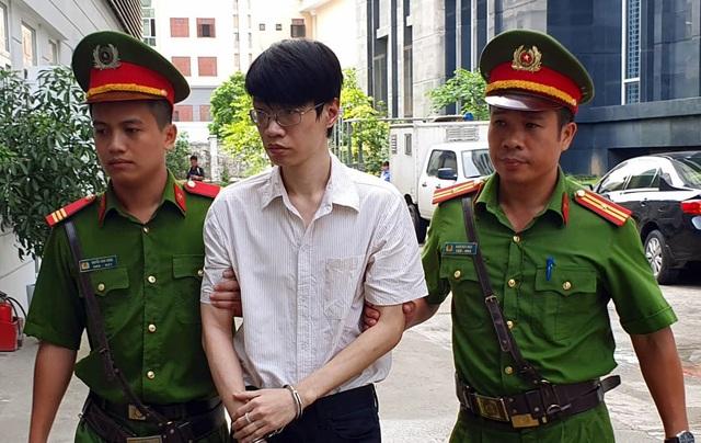 Hà Nội: Kẻ hiếp, giết nữ sinh sân khấu điện ảnh lĩnh án tử hình - 1