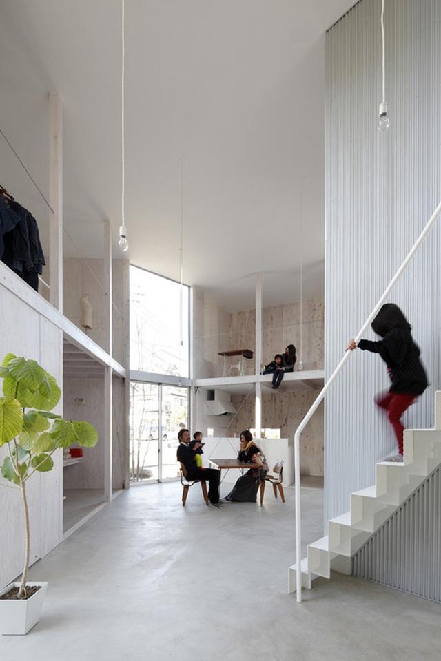 """Không gian sống tuyệt đẹp tái định nghĩa """"kiến trúc container"""" của người Nhật - 12"""