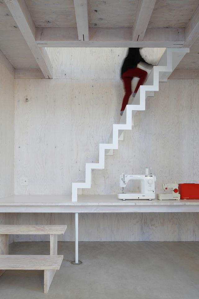 """Không gian sống tuyệt đẹp tái định nghĩa """"kiến trúc container"""" của người Nhật - 7"""