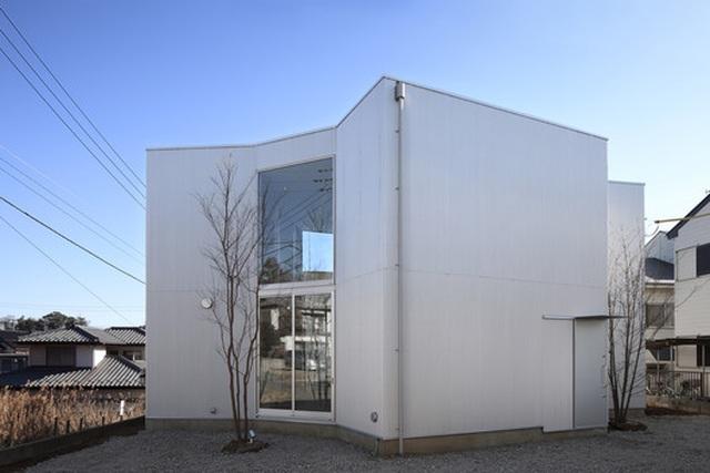 """Không gian sống tuyệt đẹp tái định nghĩa """"kiến trúc container"""" của người Nhật - 1"""