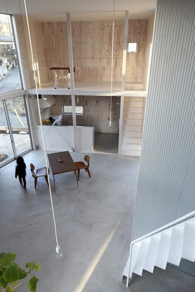 """Không gian sống tuyệt đẹp tái định nghĩa """"kiến trúc container"""" của người Nhật - 8"""