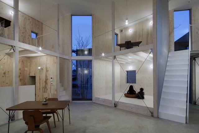 """Không gian sống tuyệt đẹp tái định nghĩa """"kiến trúc container"""" của người Nhật - 11"""