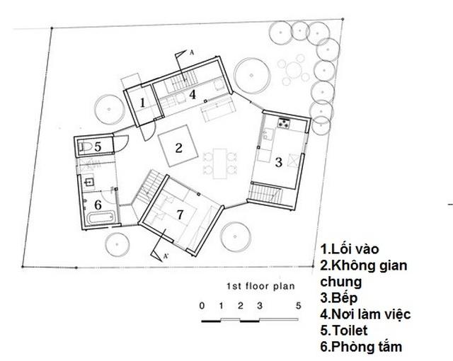 """Không gian sống tuyệt đẹp tái định nghĩa """"kiến trúc container"""" của người Nhật - 2"""