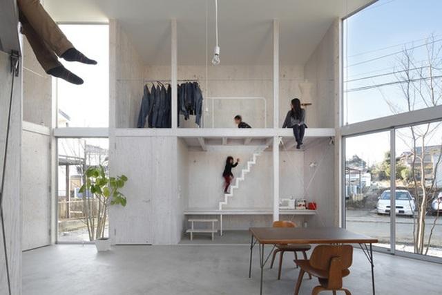 """Không gian sống tuyệt đẹp tái định nghĩa """"kiến trúc container"""" của người Nhật - 6"""