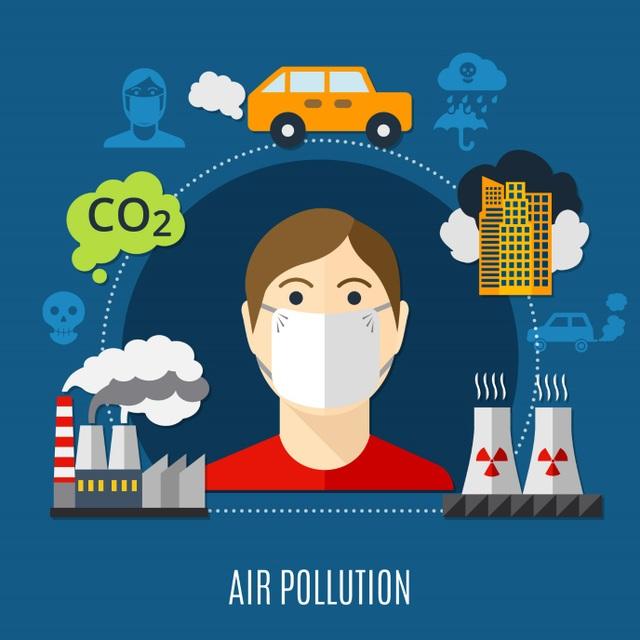 Ô nhiễm bụi mịn - Kẻ giết người thầm lặng khiến cả thế giới lo lắng - 2