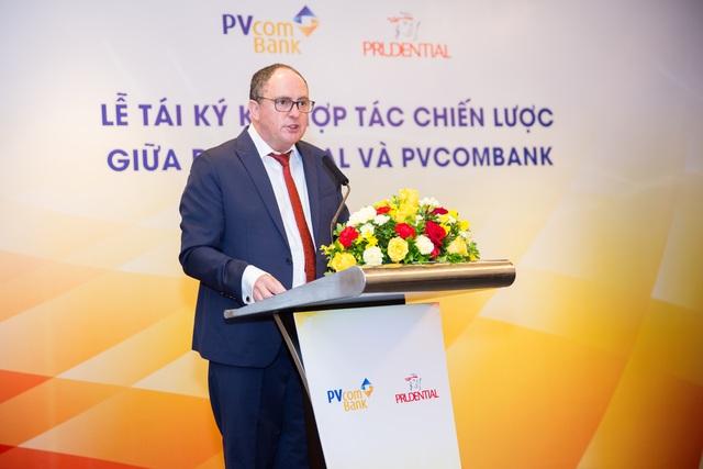 Prudential Việt Nam và pvcombank mở rộng quan hệ đối tác chiến lược, ký kết hợp tác dài hạn - 2