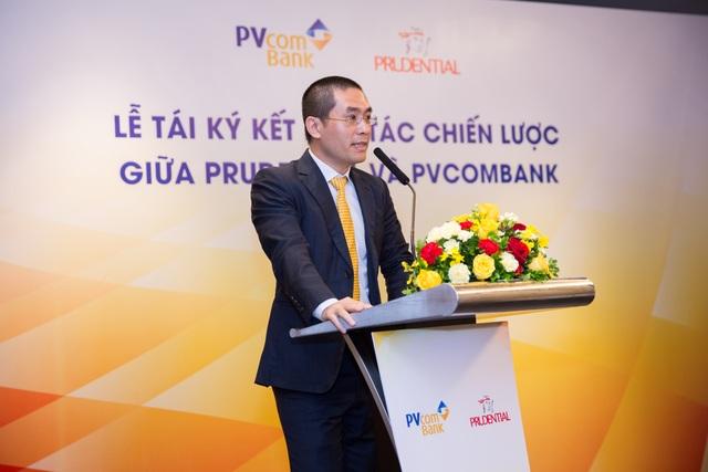 Prudential Việt Nam và pvcombank mở rộng quan hệ đối tác chiến lược, ký kết hợp tác dài hạn - 3