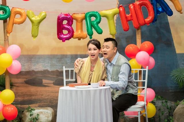 Tự Long khiến MC Quỳnh Chi khóc hết nước mắt - 4