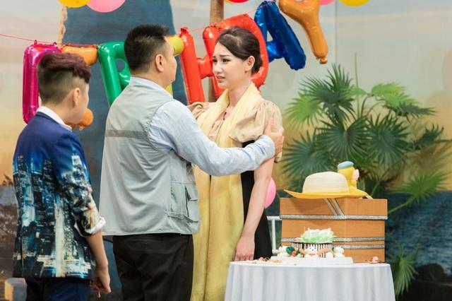 Tự Long khiến MC Quỳnh Chi khóc hết nước mắt - 9