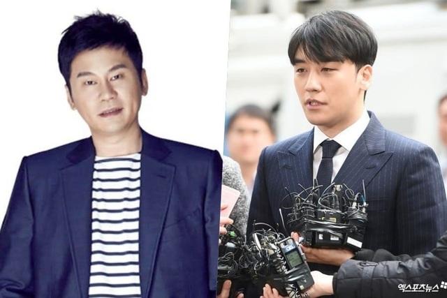 Cựu chủ tịch của YG Entertainment và Seungri bị nghi đánh bạc trái phép - 1