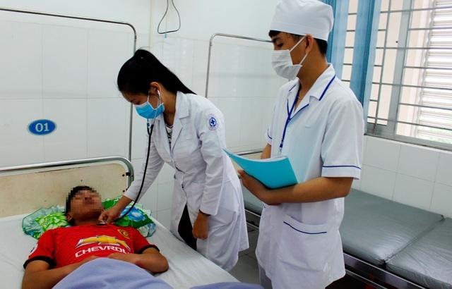 Hơn 2.600 ca mắc bệnh sốt xuất huyết - 1