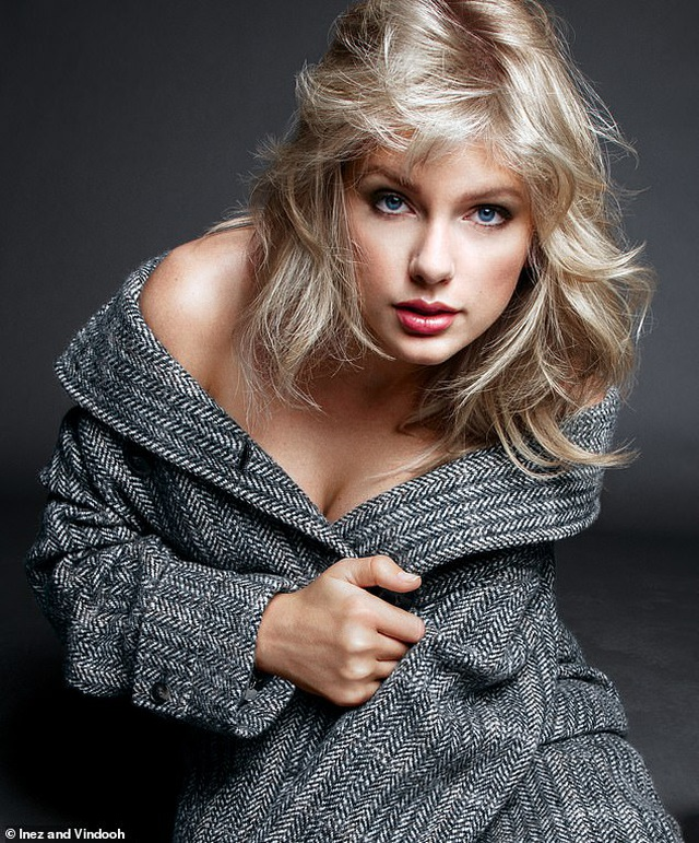 Taylor Swift thừa nhận từng bị cả triệu người ghét - 1