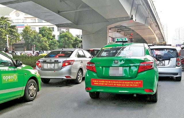 Taxi truyền thống bất ngờ muốn trở thành mô hình kiểu Grab - 1